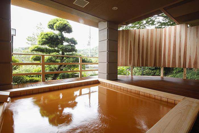 男子金泉風呂完成のお知らせ